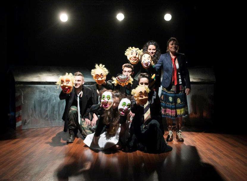 """Genova 01"" - Latitudine Teatro° regia Stefano Furlan"