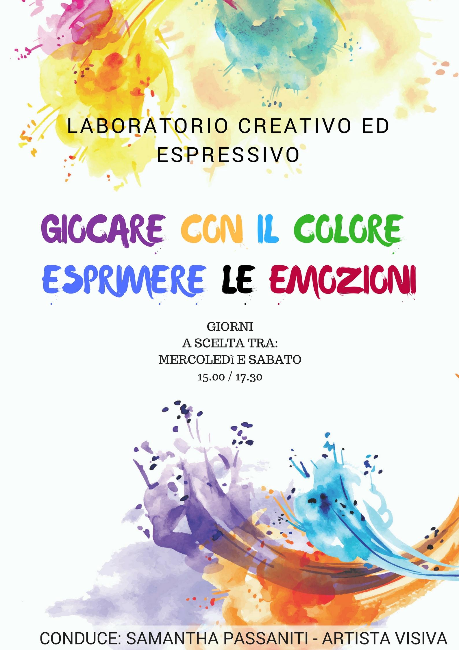 laboratorio colore