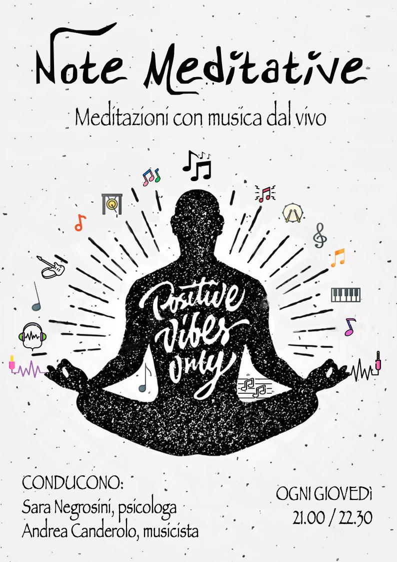 MEDITAZIONI CON MUSICA